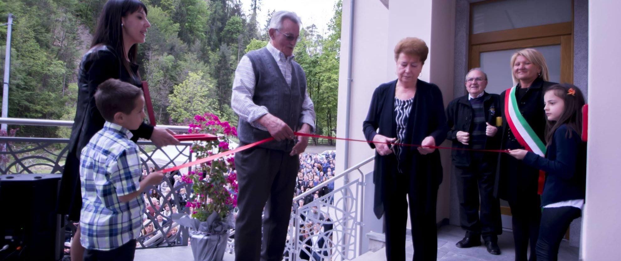 30.04.2016 – Inaugurazione